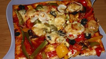 Pizza-Käse