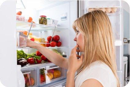 Küchen- und Kühlschrankcheck bei dir zu Hause!