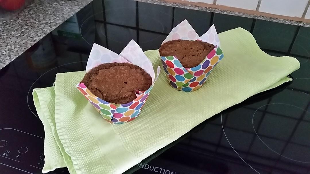 Schoko Orangen Muffins