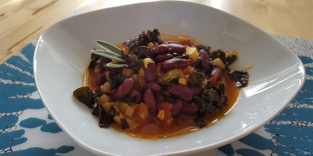 Toskanischer Gemüseeintopf