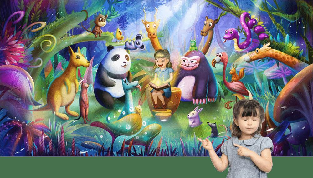 mindTV Visualisierungsmethode für Kinder und Jugendliche